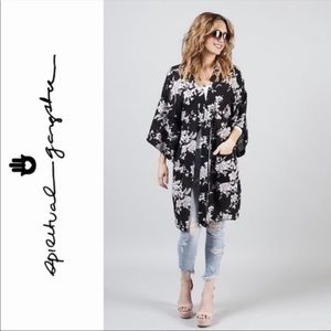 Spiritual Gangster Maya Kimono One Size